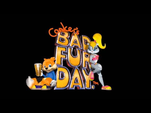 Conker's Bad Fur Day Report (Rus)