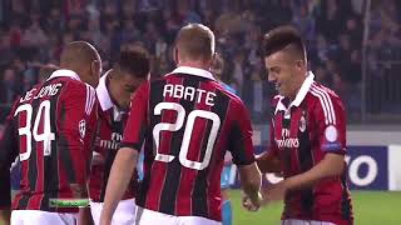 Зенит 2-3 Милан / 03.10.2012 / FC Zenit vs AC Milan