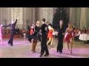 Финал бальные танцы Румба Юниоры 2, Д класс - турнир по бальным танцам Метелица-2017