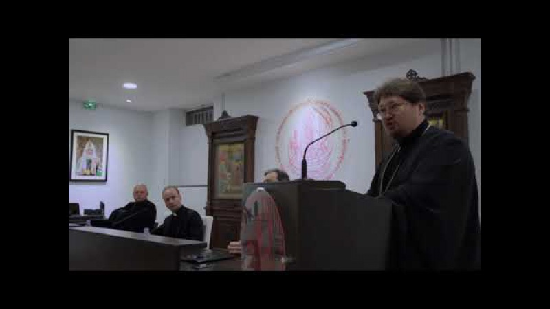 Игумен СИЛУАН (Туманов), «Изменения в литургической практике Русской Православн...