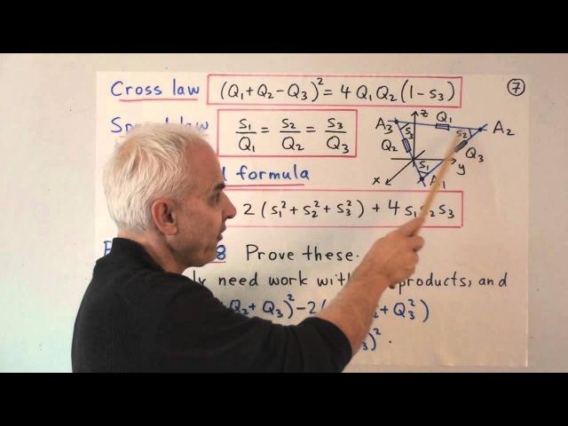 UnivHypGeom40 Rational trigonometry in three dimensions