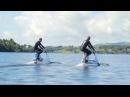 Велосипед Водный на подводных крыльях
