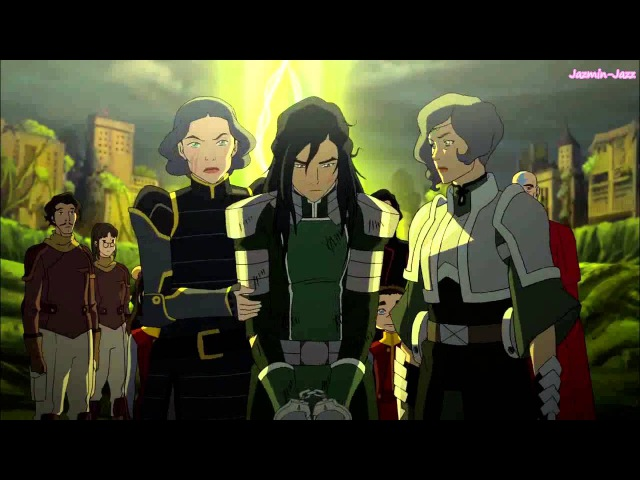 Elastic Heart- Lin Beifong AMV the legend of Korra (For a friend)