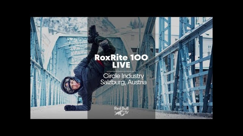 LIVE RoxRites journey to a 100 Wins - Circle Industry Salzburg