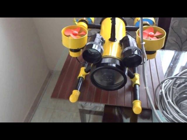 Ciclop Protótipo Rov Observação