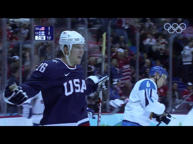 Team USA Hockey Pump Up