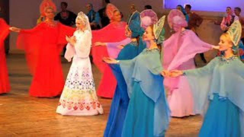Kalinka Malinka Russian Song Dance Kalinka with English Russian Subtitles