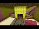 Самое большое метро в Minecraft Серия 26 Кольцевая линия v2 0