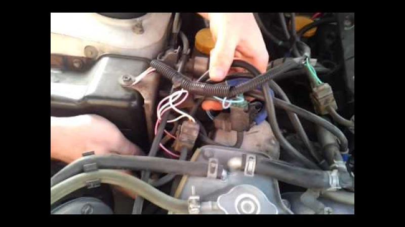 Subaru Legacy B4 RSK 5MT