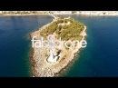 Το Γύθειο Λακωνίας και η Κρανάη από ψηλά - Gythio Lakonias, drone video