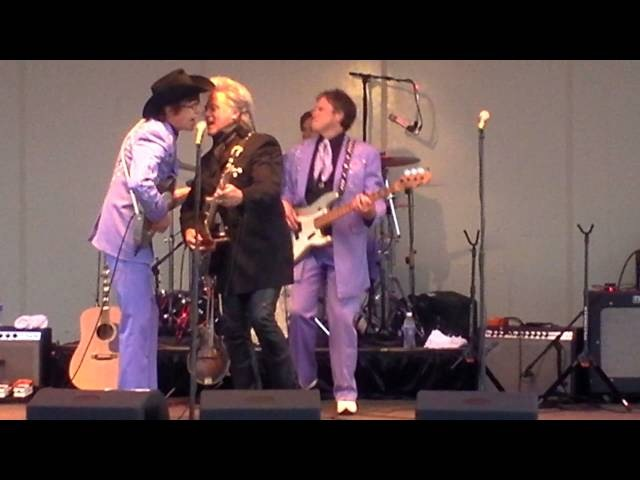 Marty Stuart His Fabulous Superlatives performing Country Boy Rock N Roll 6-28-14