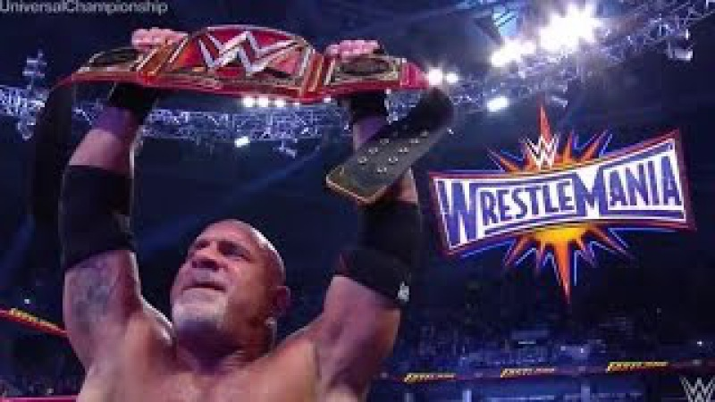 WWE Fastlane 2017- Goldberg win wwe universal champion!! Jericho interup Kevin Owen!!