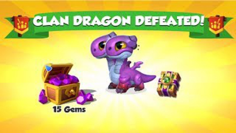 Let's Play - Clan Dragon Defeated! - Dragon Mania Legends | part 774 HD