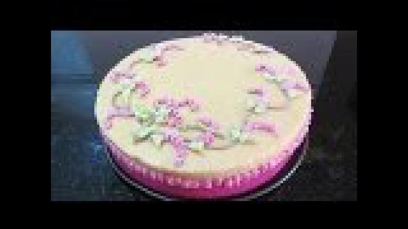 Clip công thức làm bánh kem Mùa Xuân spring cake Hướng dẫn làm bánh kem agar agar bánh Tết