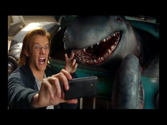 Монстр траки / Monster Trucks - фантастическая комедия, русский трейлер 2017, новинка кино