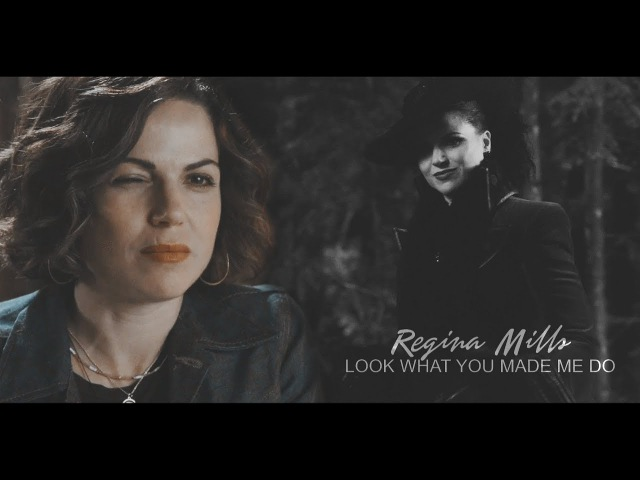 Regina Mills Look What You Made Me Do 7x01 смотреть онлайн без регистрации