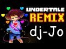 Undertale Remix: dj-Jo - UNDERTALE VIP (Straight from the Underground)