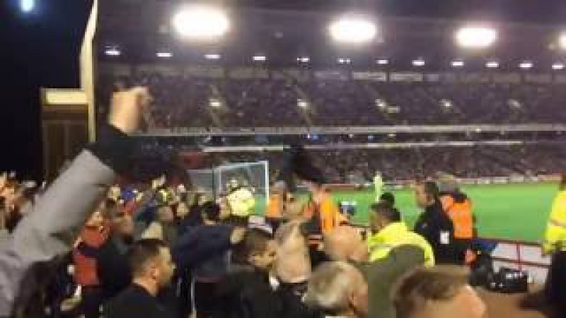 We're Newcastle We're Gonna Win The League - NUFC Fans (Barnsley Away)
