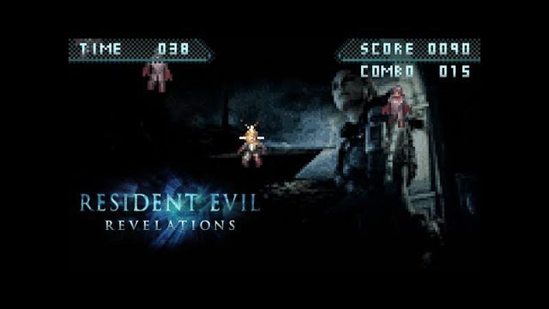 Resident Evil Revelations: Ghost Ship Panic