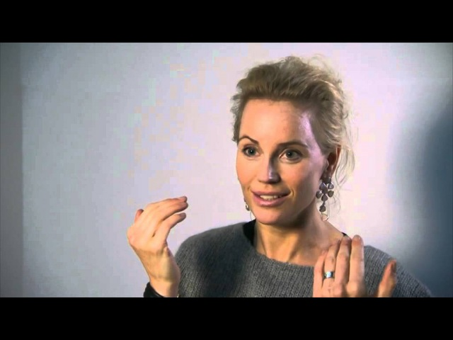 Nordicana 2014 - An interview with Sofia Helin from The Bridge / Bron / Broen