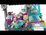 Конструктор LEGO Friends Heartlake 41324 v2 Горнолыжный курорт: подъёмник