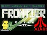 Elite 2 Frontier on the Atari ST
