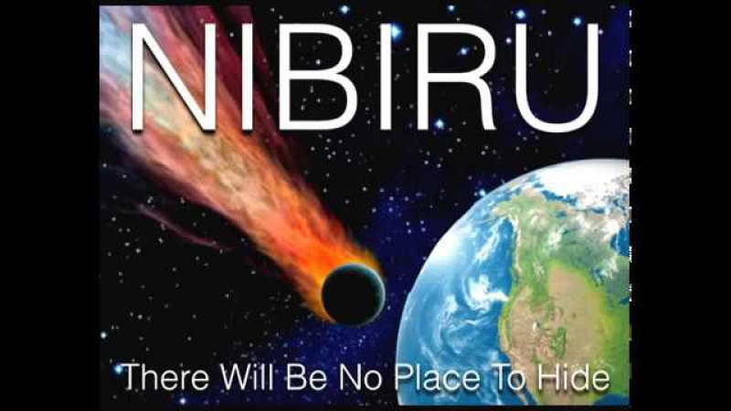Planet Nibiru passover the Earth by Fidel San Diego