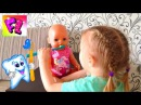 Супер мамочка Лера Беби Бон Super mommy Funny baby Funny videos