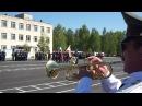 12 7 2014 Вынос Боевого знамени части 14056 11