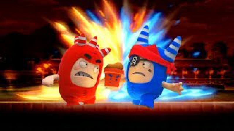 🍀 The Oddbods Show ️🍀 Pogo and Fuse Conflict Best Funny Cartoons for Kids