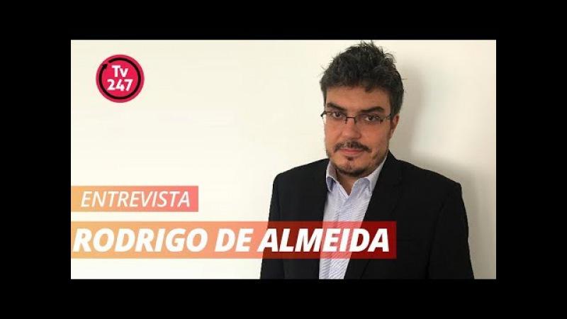 ENTREVISTA COM RODRIGO ALMEIDA