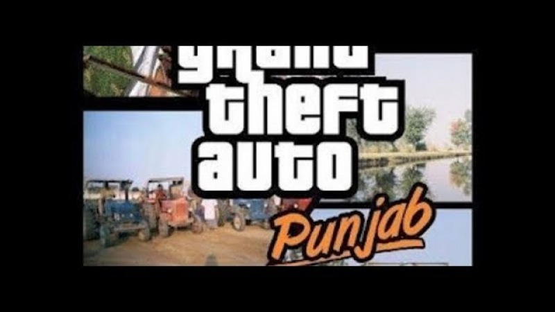 Grand Theft Auto Punjab Download Install And Gameplay