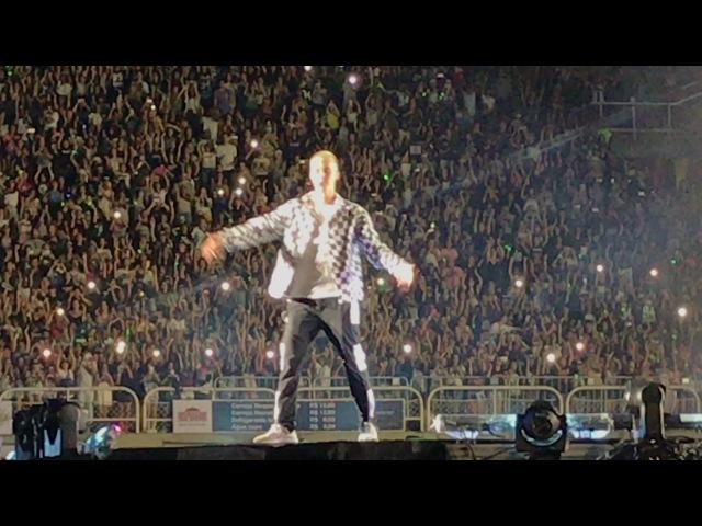 Justin Bieber - Purpose Tour - Rio de Janeiro - 29-03-17 - 4k