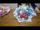 하비공유] 💐유치원 킨더조이 비누꽃 꽃다발 만들기💐