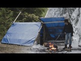 Building a Long-term Camp in the Canadian Wilderness FULL DOCUMENTARY - Camp Firlend