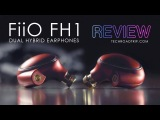 FiiO FH1 - Dual Hybrid IEM - Unboxing and Review
