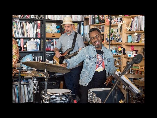 Nate Smith KINFOLK NPR Music Tiny Desk Concert
