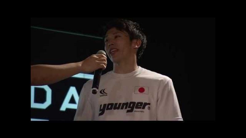 DAZN World Freestyle Masters - Top16 Yo vs Källdoff