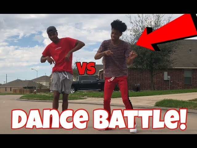 WHO CAN DO IT BETTER DANCE CHALLENGE