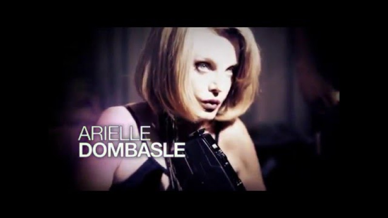 Arielle Dombasle Dita Von Teese - Making O court métrage