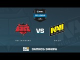 Hellraisers vs Na'Vi - ESL Pro League S6 EU - de_inferno yXo, CrystalMay