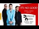 Depeche Mode It's No Good Multicam Global Spirit Tour 2017 Dublin Ireland 2017 11 15