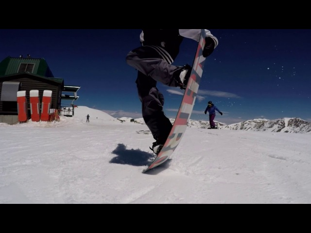 Smooth Snowboarding: RK and JIB