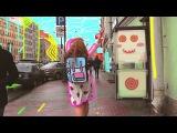 NEON CITY | неоновый город Санкт Петербург | DRAW | рисунок After Effects animation design motion