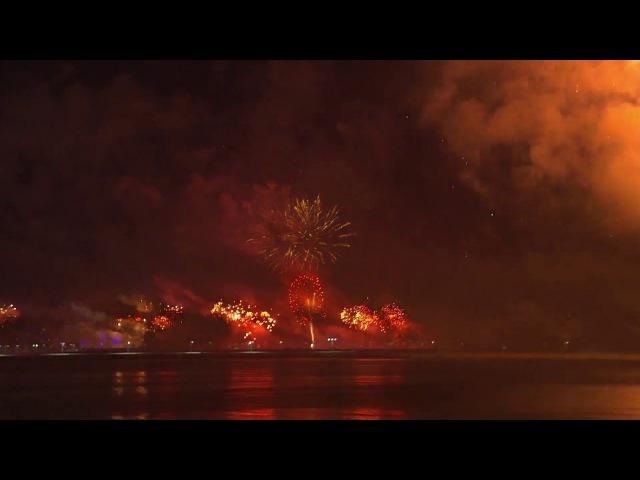 Al Marjan island to attempt NYE fireworks world record