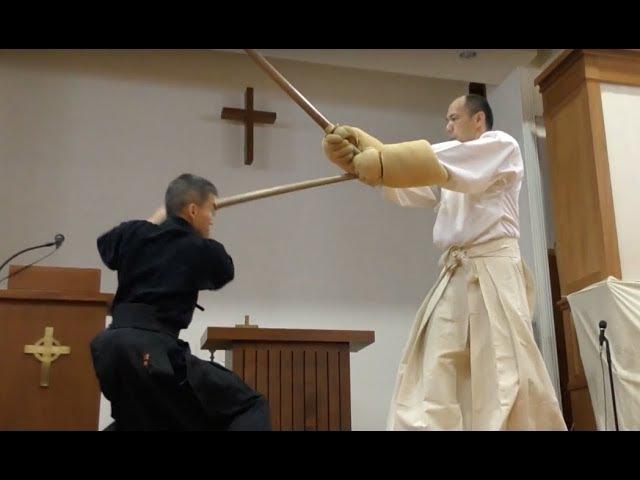 小野派一刀流 其ノ三 Onoha-Ittoryu kenjutsu Kendo 一刀流 Ittoryu
