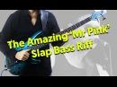 Awesome Slap Bass Riff: 'Mr Pink' - Mark King
