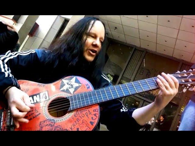 Joey Jordison Fans - SIC [Slipknot Acoustic]