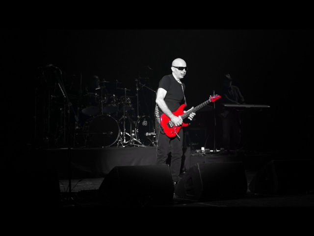 G3 - Joe Satriani - Thunder High on the Mountain - Live in Moscow 16.03.2018