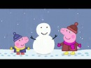Peppa Pig Series 1 Episode 12   Snow